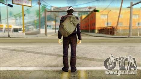 Rob v3 pour GTA San Andreas deuxième écran