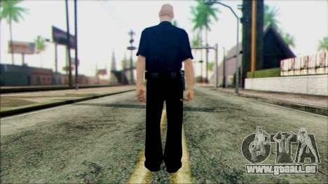 Lapd1 from Beta Version für GTA San Andreas zweiten Screenshot