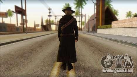 Ray McCall Gunslinger pour GTA San Andreas deuxième écran