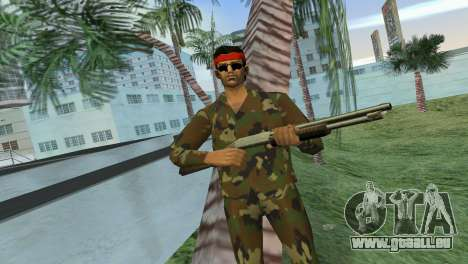 Camo Skin 02 für GTA Vice City