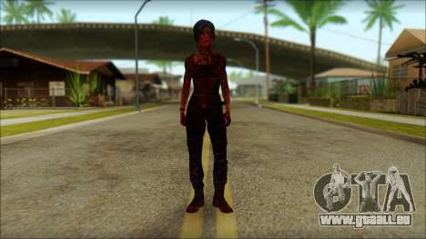 Tomb Raider Skin 9 2013 pour GTA San Andreas