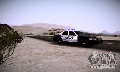 Graphic mod for Medium PC pour GTA San Andreas deuxième écran