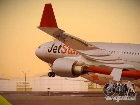 Airbus A330-200 Jetstar Airways pour GTA San Andreas