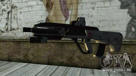 AUG A3 from PointBlank v2 pour GTA San Andreas