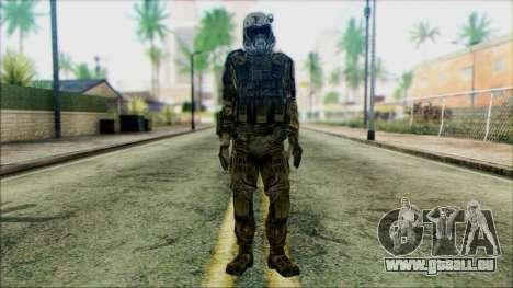 Soldaten team Phantom 2 für GTA San Andreas