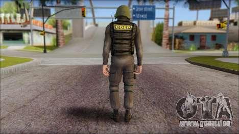 Australian Soldier pour GTA San Andreas deuxième écran