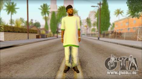 Sweet Full Replacement pour GTA San Andreas