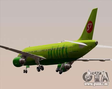 Airbus A320-214 S7-Siberia Airlines für GTA San Andreas