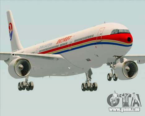 Airbus A330-300 China Eastern Airlines pour GTA San Andreas