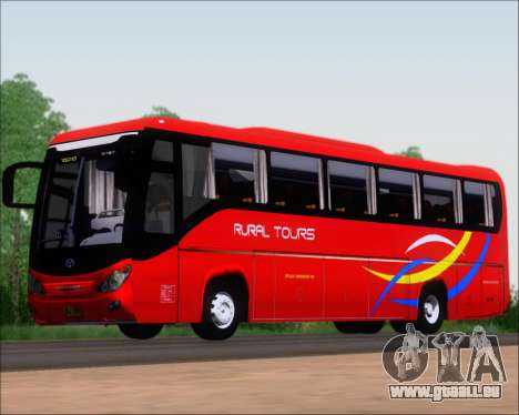 Yanson Viking 4th Generation Rural Tours 10010 pour GTA San Andreas