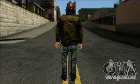 Kenny from The Walking Dead v2 pour GTA San Andreas deuxième écran