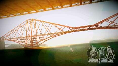 ENB series by Anonim für GTA San Andreas fünften Screenshot