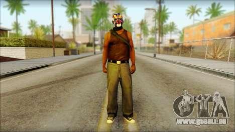 Rob v2 pour GTA San Andreas