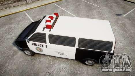 Declasse Burrito Police pour GTA 4 est un droit