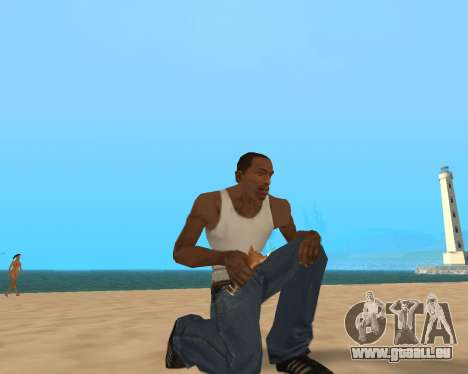 In der Luft! für GTA San Andreas her Screenshot