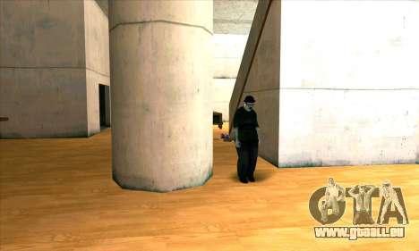 Le Fantôme De Big Smoke pour GTA San Andreas troisième écran