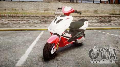 Yamaha Aerox pour GTA 4