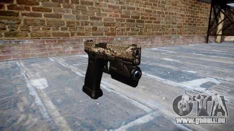 Pistolet Glock 20 viper pour GTA 4