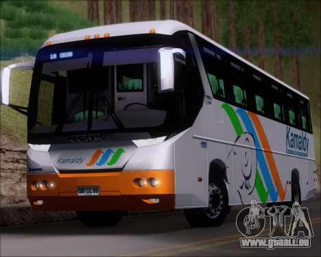 Comil Campione 3.45 Scania K420 Kamaldy für GTA San Andreas Seitenansicht