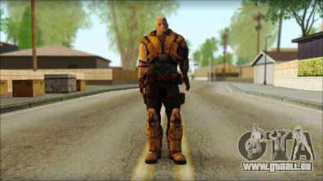 Deadpool The Game Cable pour GTA San Andreas