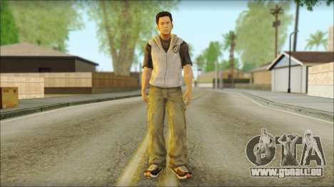 Iceman Street v2 für GTA San Andreas
