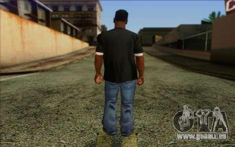 N.W.A Skin 4 pour GTA San Andreas deuxième écran