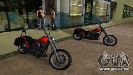 WMC Angel für GTA Vice City zurück linke Ansicht