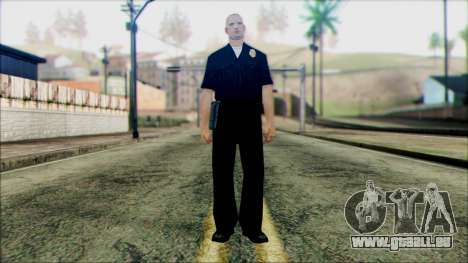 Lapd1 from Beta Version für GTA San Andreas