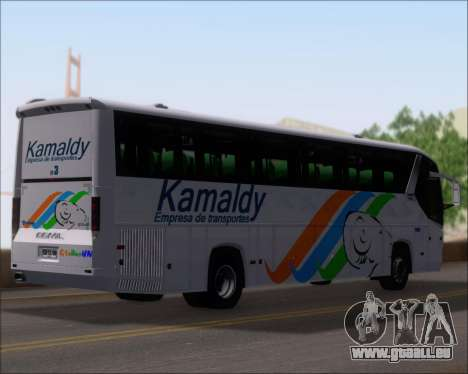 Comil Campione 3.45 Scania K420 Kamaldy für GTA San Andreas zurück linke Ansicht
