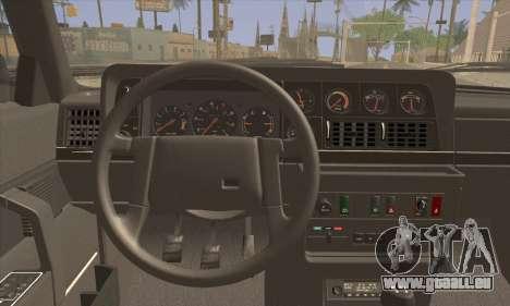 Volvo 242 Turbo 1983 für GTA San Andreas zurück linke Ansicht