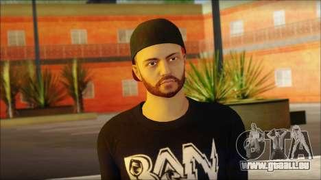 Bandit The Original pour GTA San Andreas troisième écran