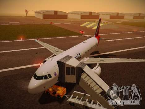 Airbus A320-214 TAM Oneworld pour GTA San Andreas