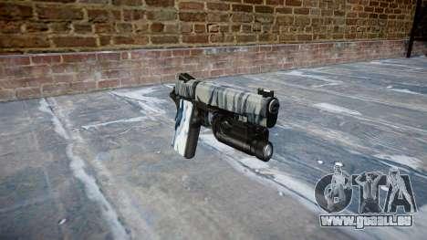Gun Kimber 1911 Schädel für GTA 4