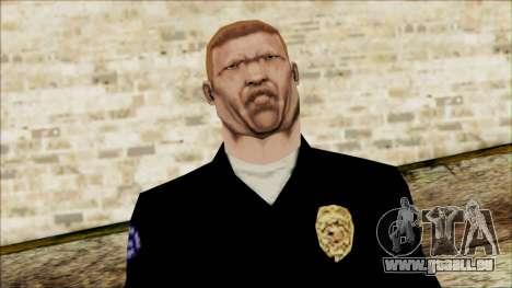 Agent de Sculpteur de Scène pour GTA San Andreas troisième écran