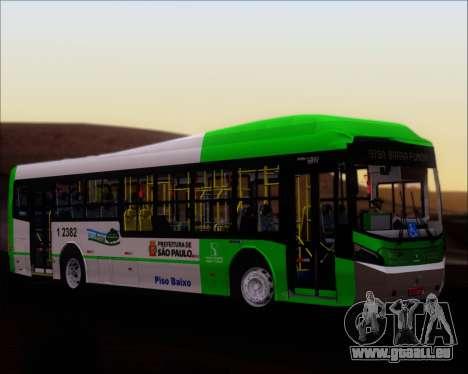 Caio Induscar Millennium BRT Viacao Gato Preto für GTA San Andreas
