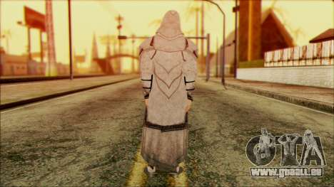 Old Altair from Assassins Creed pour GTA San Andreas deuxième écran