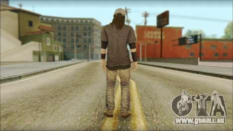 Watch Dods T-Bone pour GTA San Andreas deuxième écran