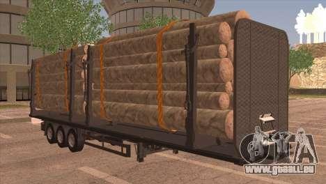 Smitz Holz für GTA San Andreas