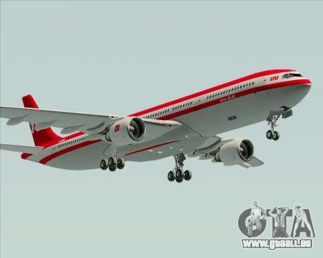 Airbus A330-300 LTU International für GTA San Andreas Motor