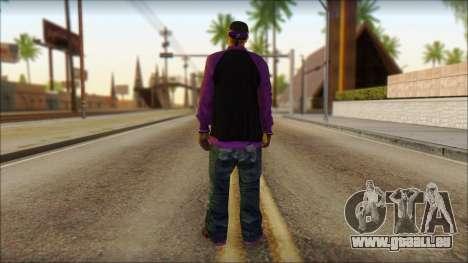 Plen Park Prims Skin 1 pour GTA San Andreas deuxième écran