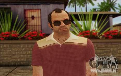 Trevor Phillips Skin v6 pour GTA San Andreas troisième écran