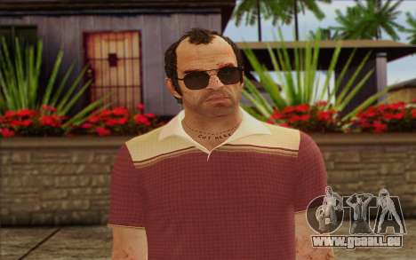 Trevor Phillips Skin v6 für GTA San Andreas dritten Screenshot