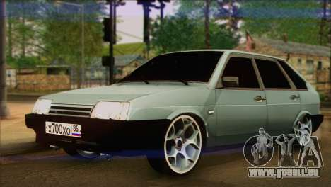 ВАЗ 2109 M1 Mixfight pour GTA San Andreas