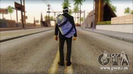 Rob v1 pour GTA San Andreas deuxième écran