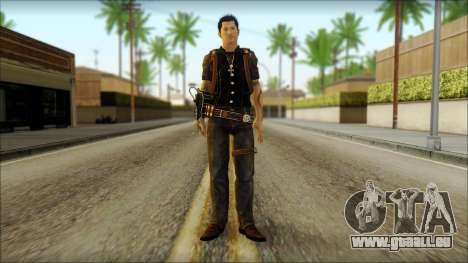 Wei Shen From Sleeping Dogs für GTA San Andreas