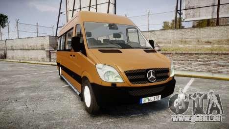 Mercedes-Benz Sprinter 313 cdi für GTA 4