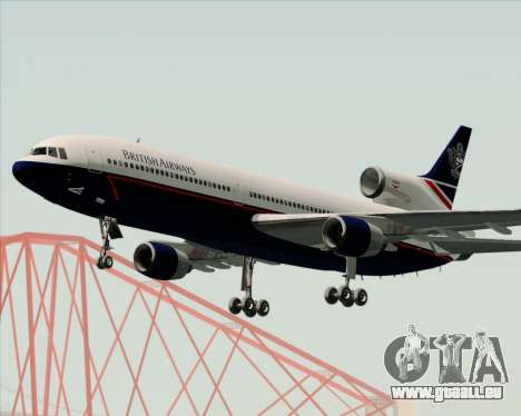 Lockheed L-1011 TriStar British Airways pour GTA San Andreas