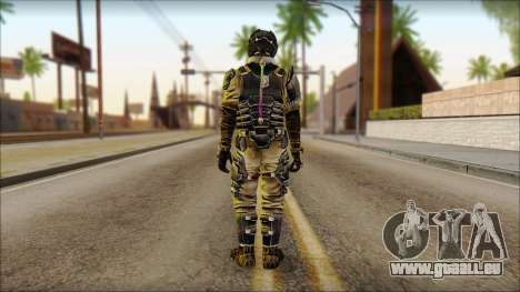 Crew from Dead Space 3 pour GTA San Andreas deuxième écran