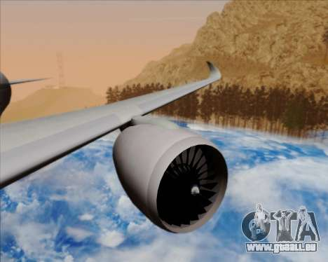 Airbus A350-941 Japan Airlines pour GTA San Andreas