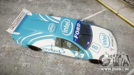 Ford Falcon XR8 Racing pour GTA 4 est un droit